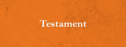 Kachel Testament